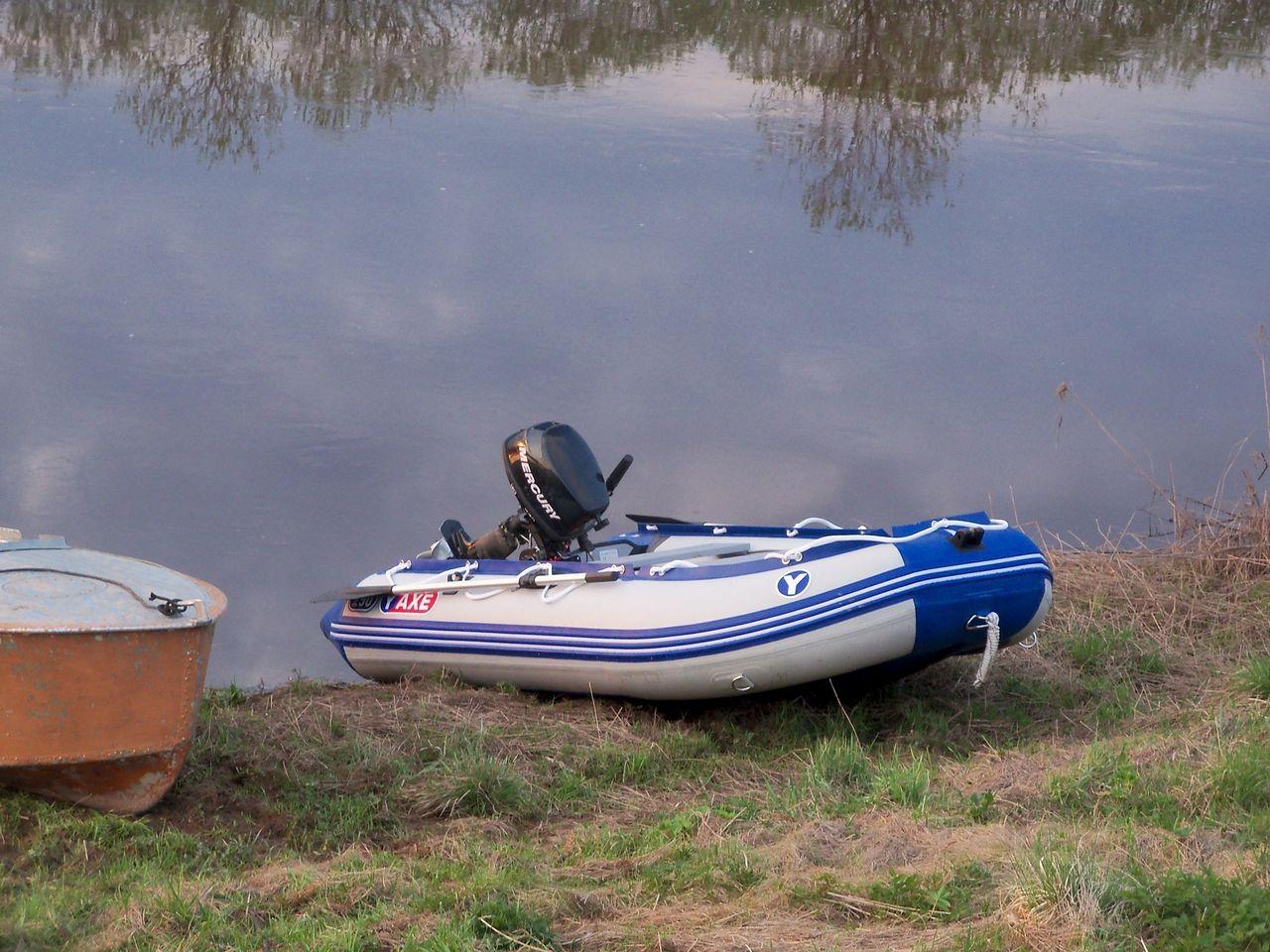 цвет лодки на охоту