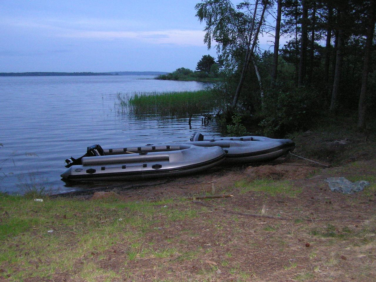 одноместные лодки в архангельске