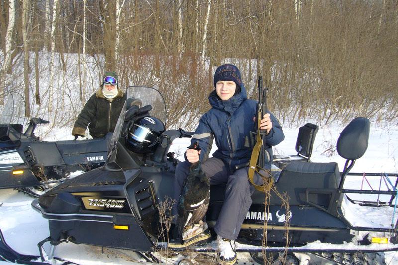 снегоходы с фото для рыбалки и охоты