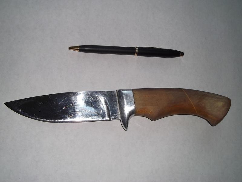 Как сделать ножны для охотничьего ножа своими руками