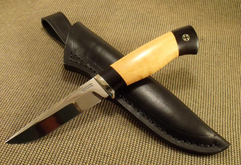 Рукоятки ножей из дерева