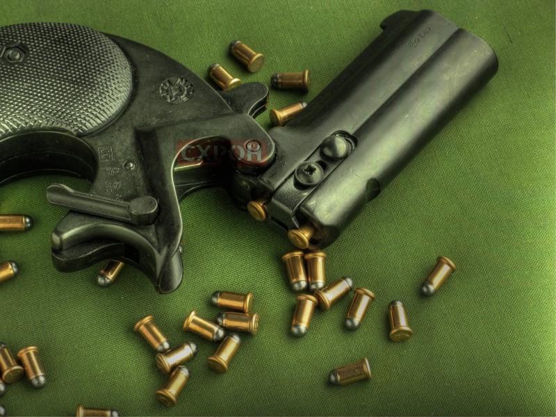 Сделать револьвер флобера своими руками