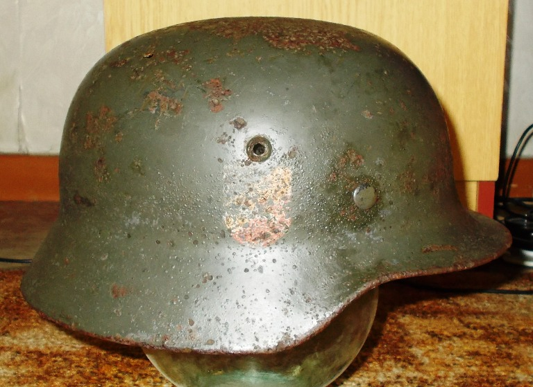 Каска м-35