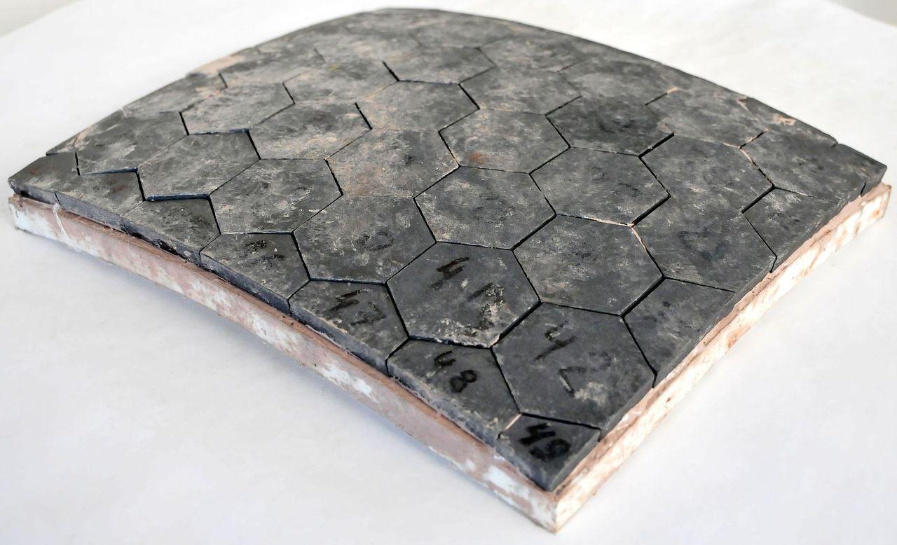 Керамическая броня своими руками 43