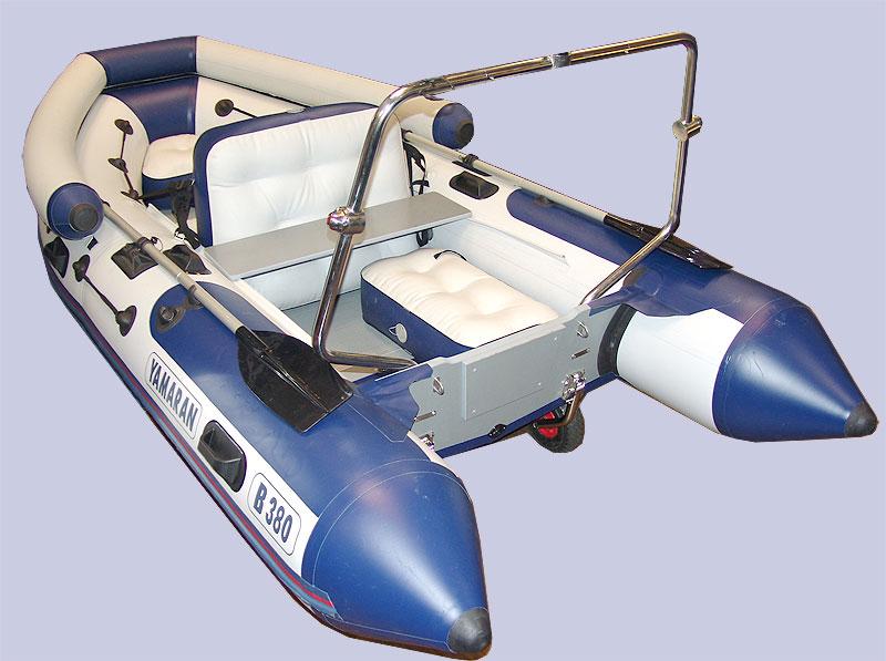 лодки yamaran каталог