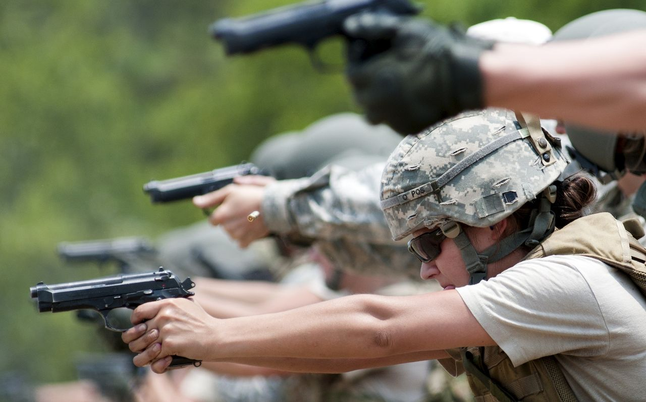 should women join the military