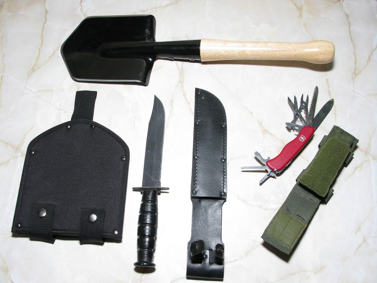 Снаряжение для выживания своими руками