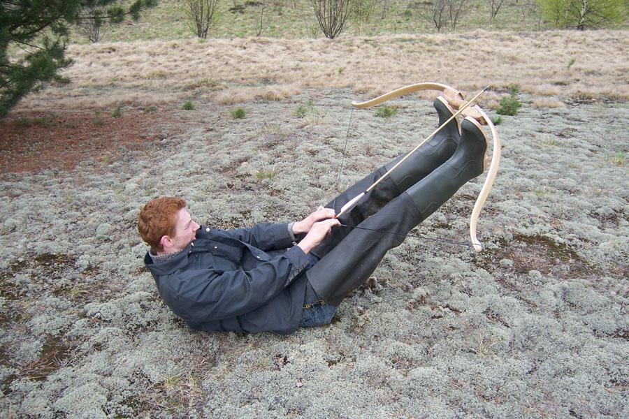 Как сделать своими руками боевой лук