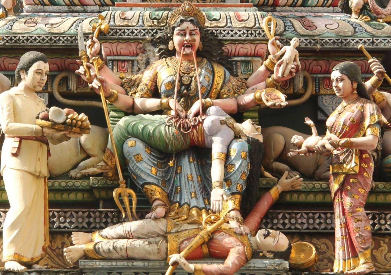 India sex cult