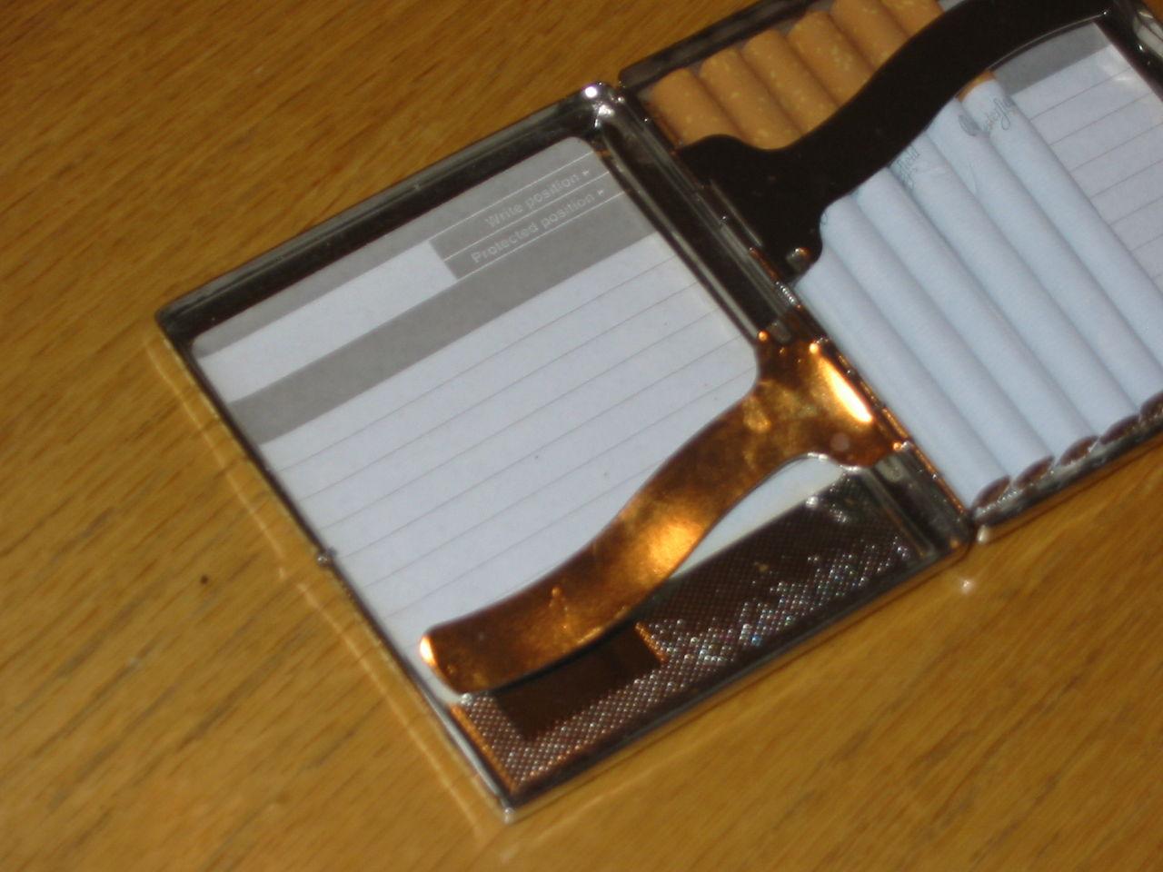 Как сделать портсигар своими руками из бумаги 27