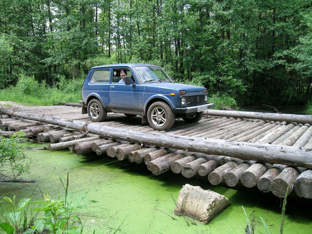 разделе подробно строительство моста через ручей своими руками том, чем наполнены
