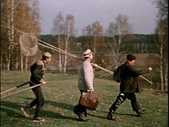 как ловили самогонщиков