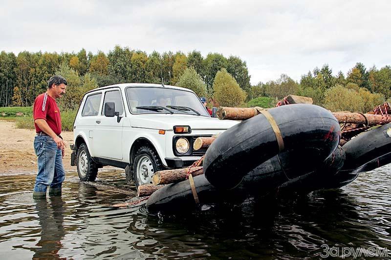 лодка из камеры от грузовика