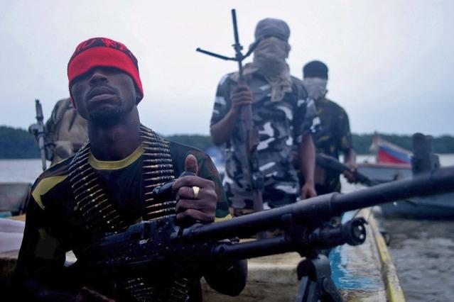 Вооруженные люди в Нигерии захватили в заложники российских моряков