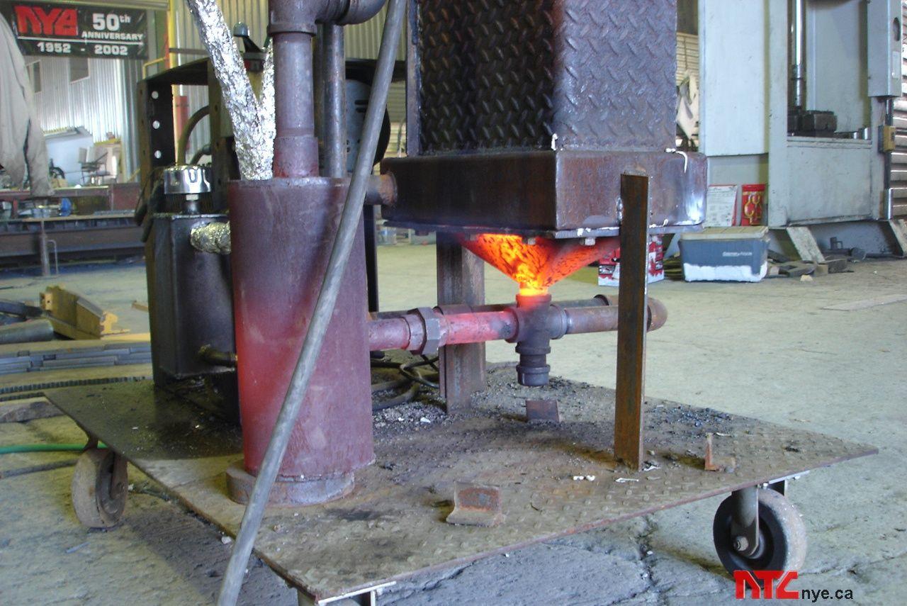 Газовый генератор на дровах своими руками