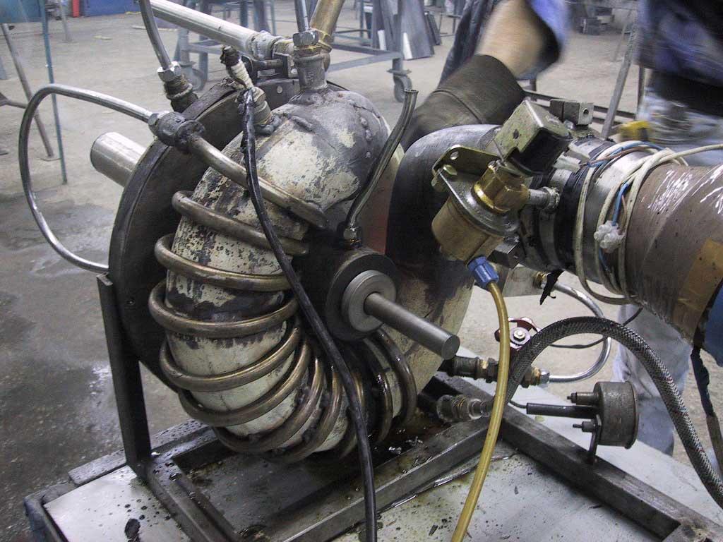 Турбина для генератора своими руками