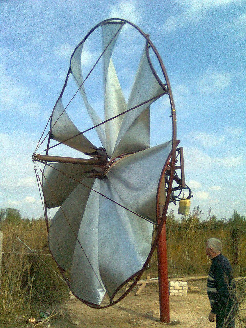 Ветрогенератор своими руками фото чертежи