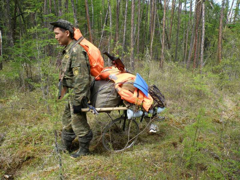 Предметы для охоты и рыбалки своими руками