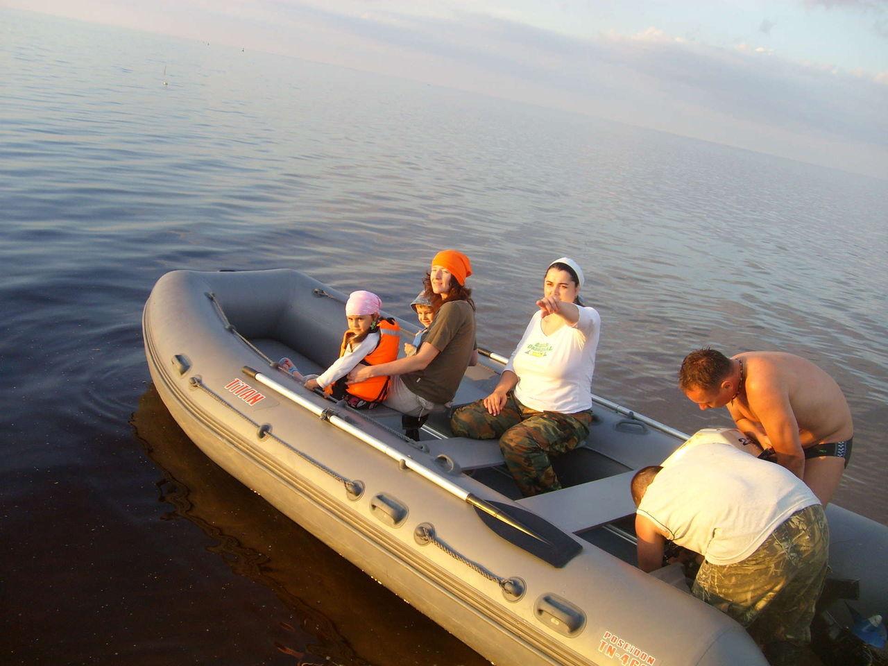 моторные надувные лодки море