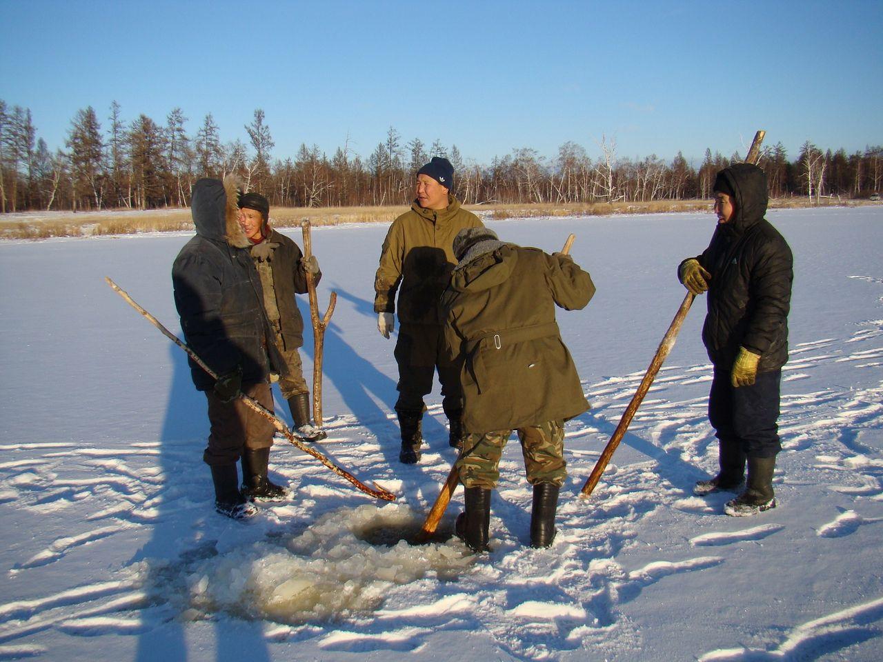 охота и рыбалка в якутии торрент