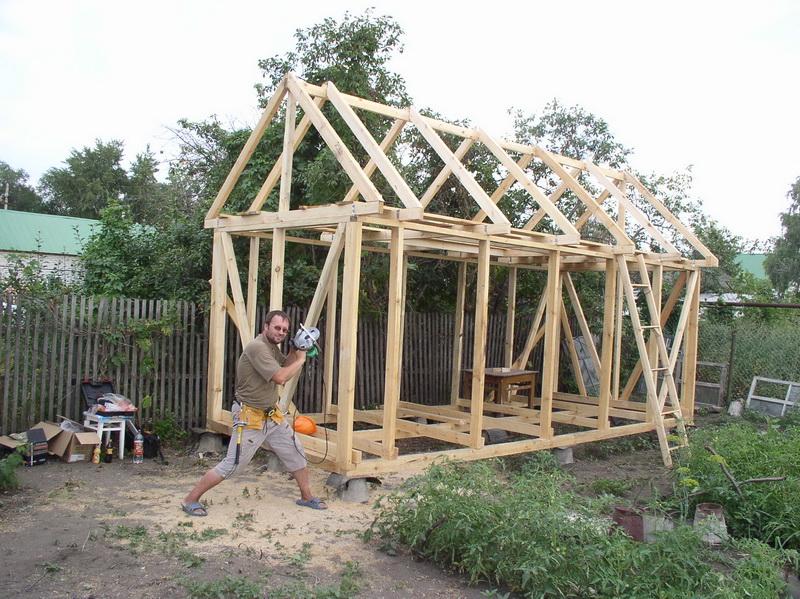 Установка деревянных рам в деревянном доме своими руками