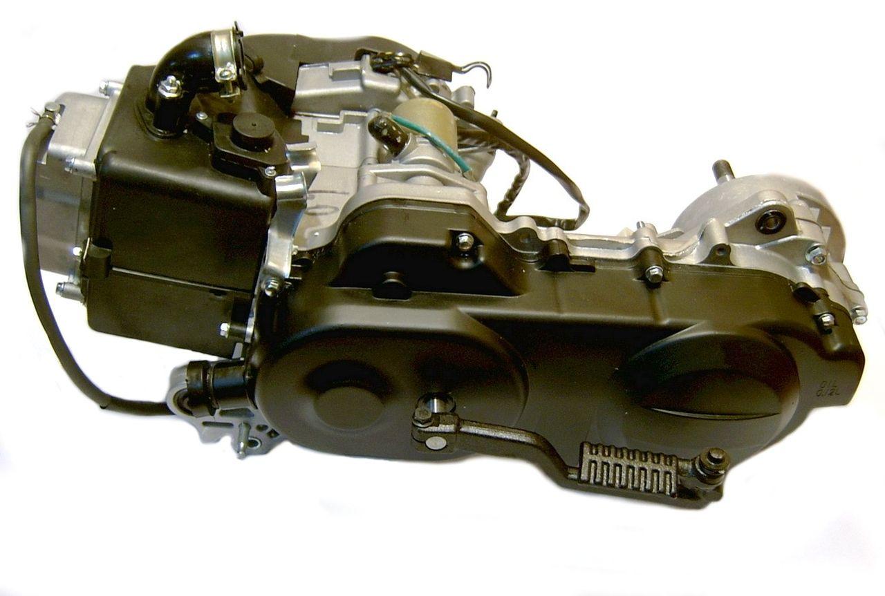 Картинка двигатель скутера