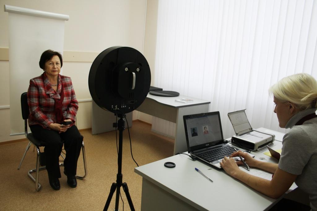 Биометрическое фото как сделать
