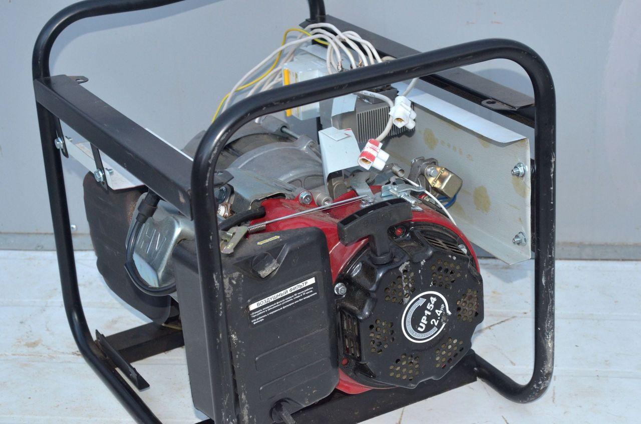 Как самому сделать генератор для дома