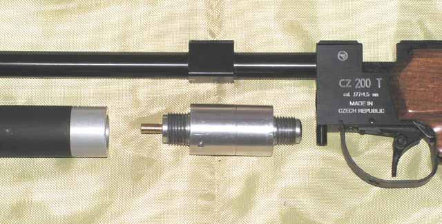 Резервуар высокого давления для пневматики своими руками