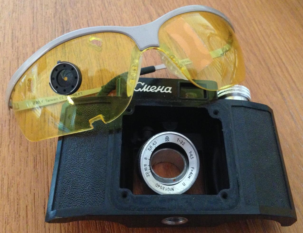 Как самому сделать фотоаппарат