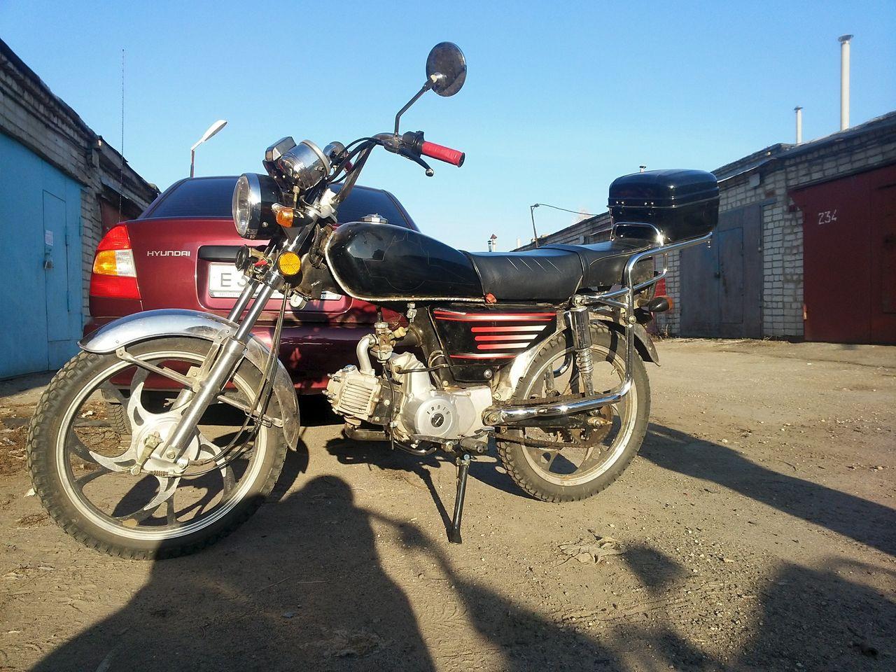 поиск нейтрали на китайском Мотоцикле #9