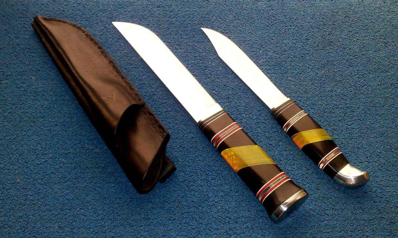 Рукоятки для ножей своими руками