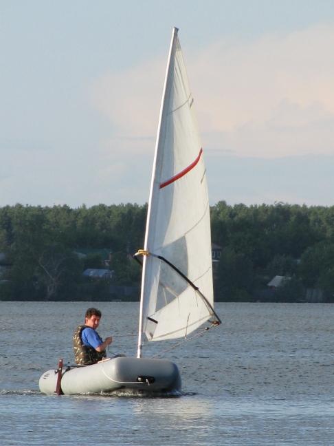 мачту и парус для лодки купить