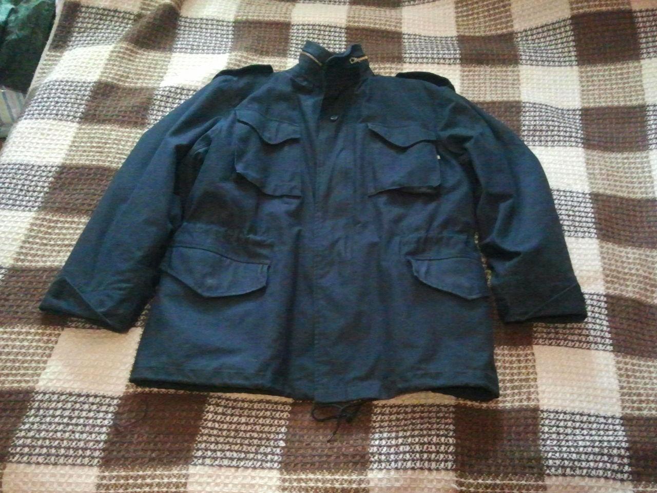 Купить Куртку М65 Черная Минск