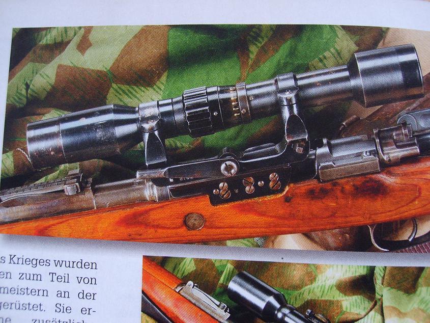 Как ставить оптику на Маузер 98 - Страница 9 - Популярное