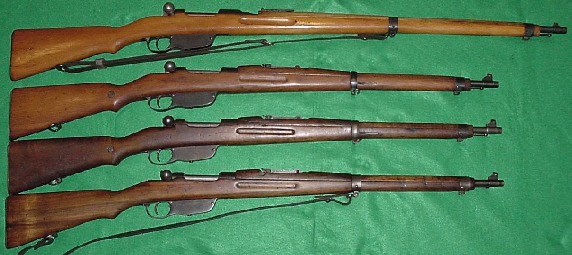 Стеер Манлихер М 95 • Популярное оружие