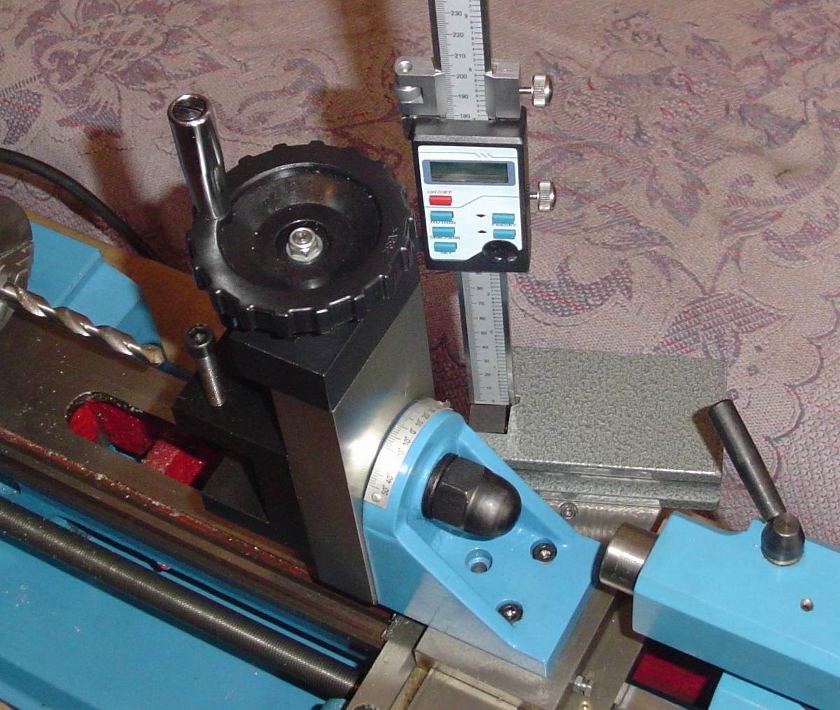 Приспособления для фрезерования на токарном станке по металлу своими руками 88