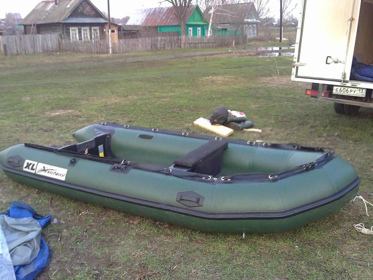 лодки под мотор б.у хабаровск