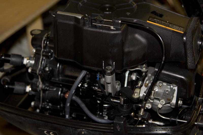 лодочный мотор хондекс-9.8