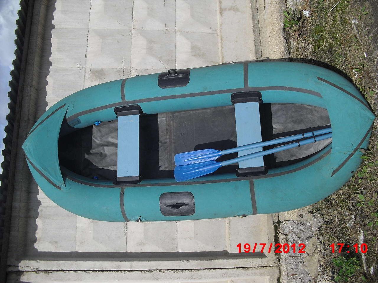 ремонт надувной лодки уфимка