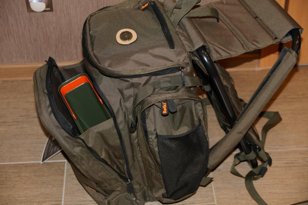 рюкзак для рыбалки что в нем