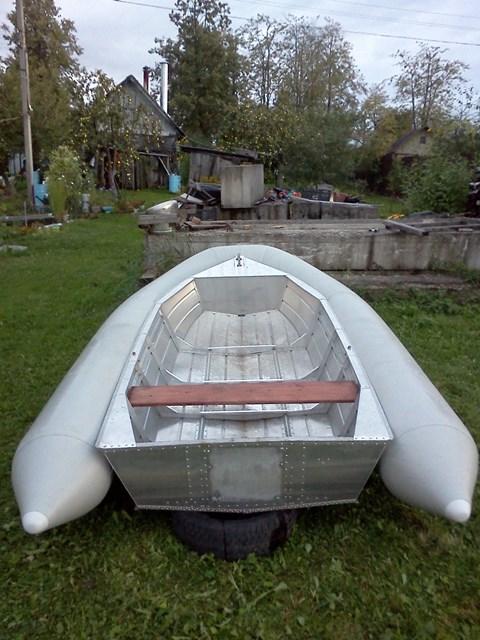 баллоны для лодки на заказ