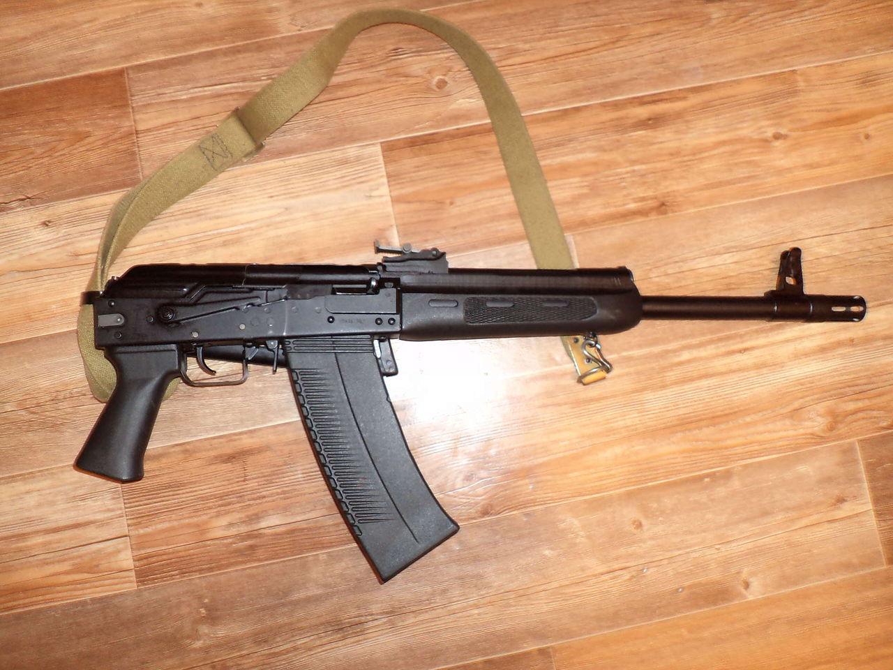 Самозарядное ружьё Сайга12  WarTools