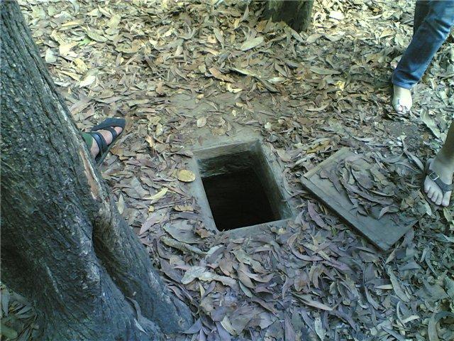 Вопрос по подготовке боевиков (бункера, схроны, подземные хо.