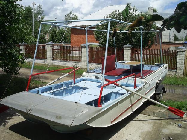 лодка фура  дон продажа