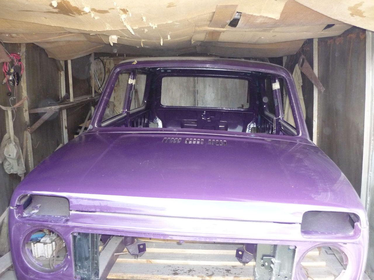 Купить кузов автомашины ваз-21213 в санкт-петербург или псков