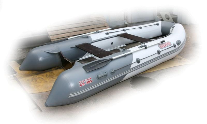 лодка пвх касатка 385 спорт