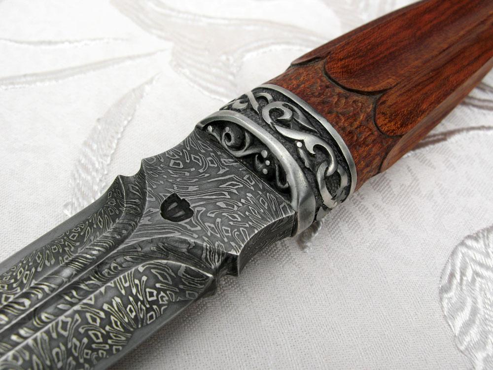 Литая гарда для ножа