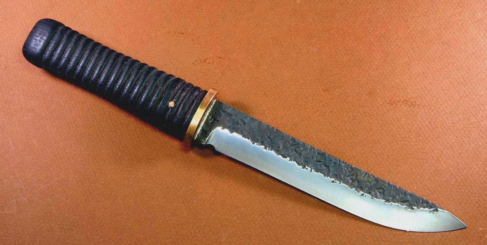 Как из поковки сделать нож