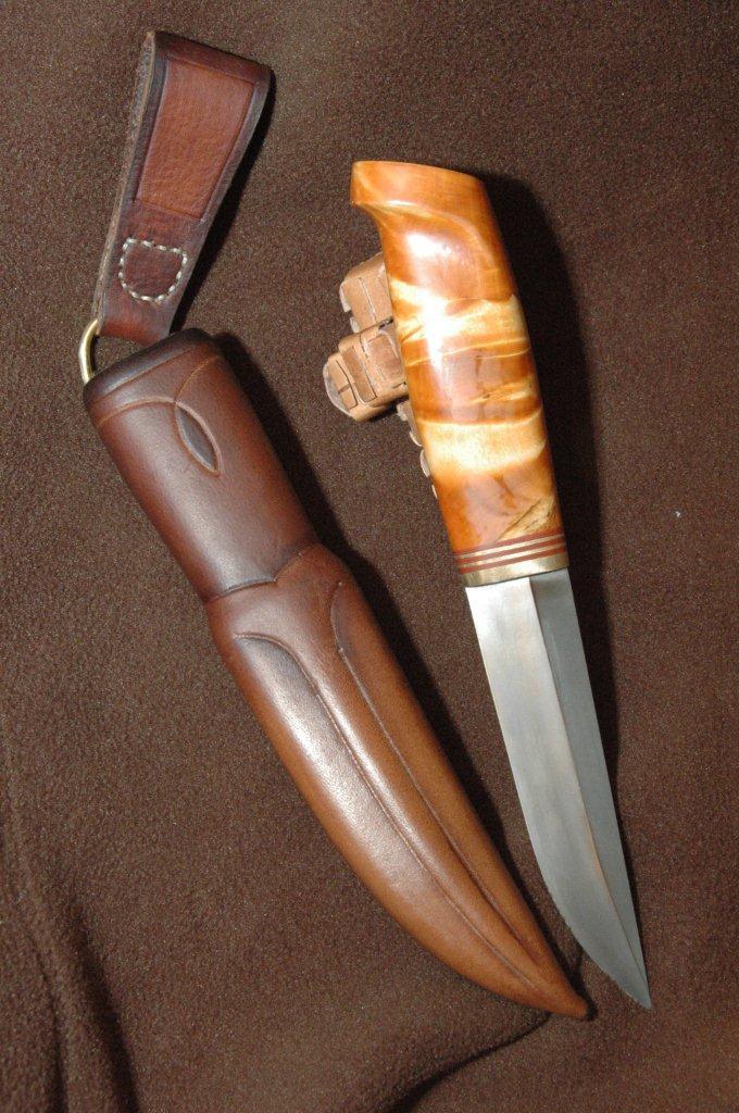 Ножи в подарок шефу